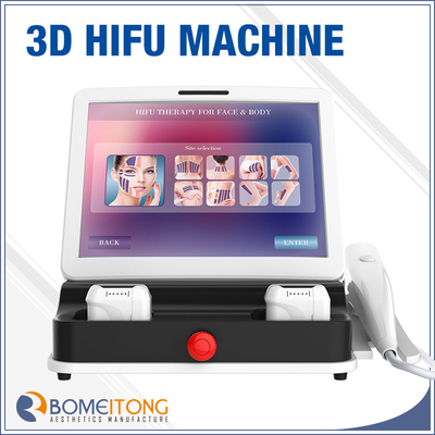 very good Hifu firming facial skin machine