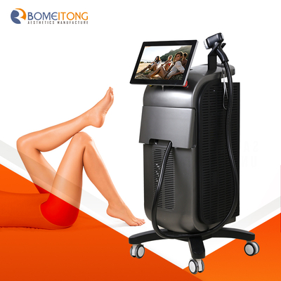 Laser alma soprano ice titanium profession hair removal machine manufacturer