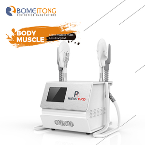 Manufacturer Aesthetics reduce fat build muscle ems slimming machine