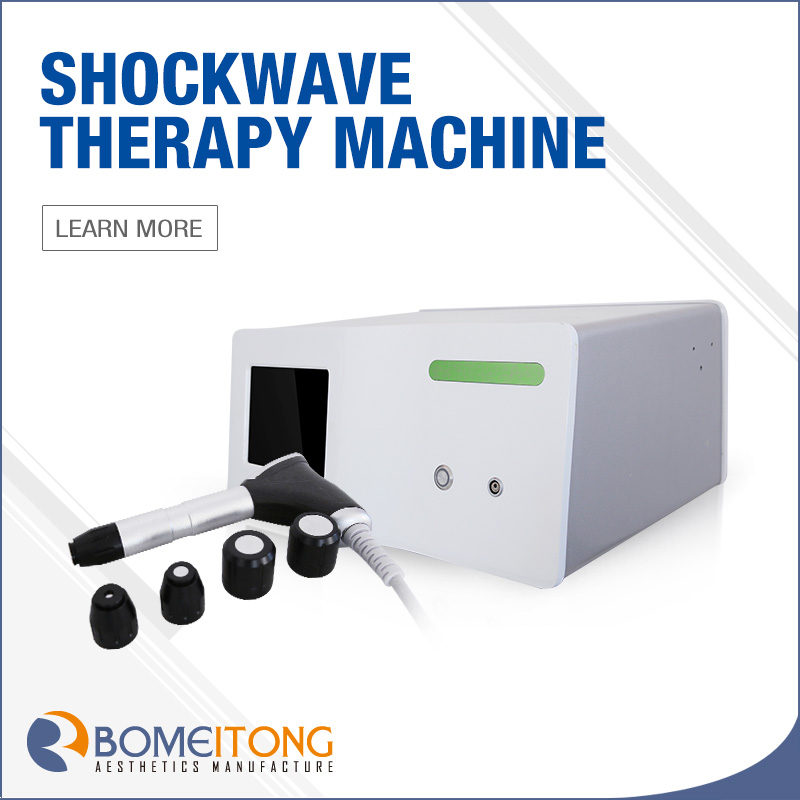 Mini Home Use Shock Wave Therapy Equipment Electri