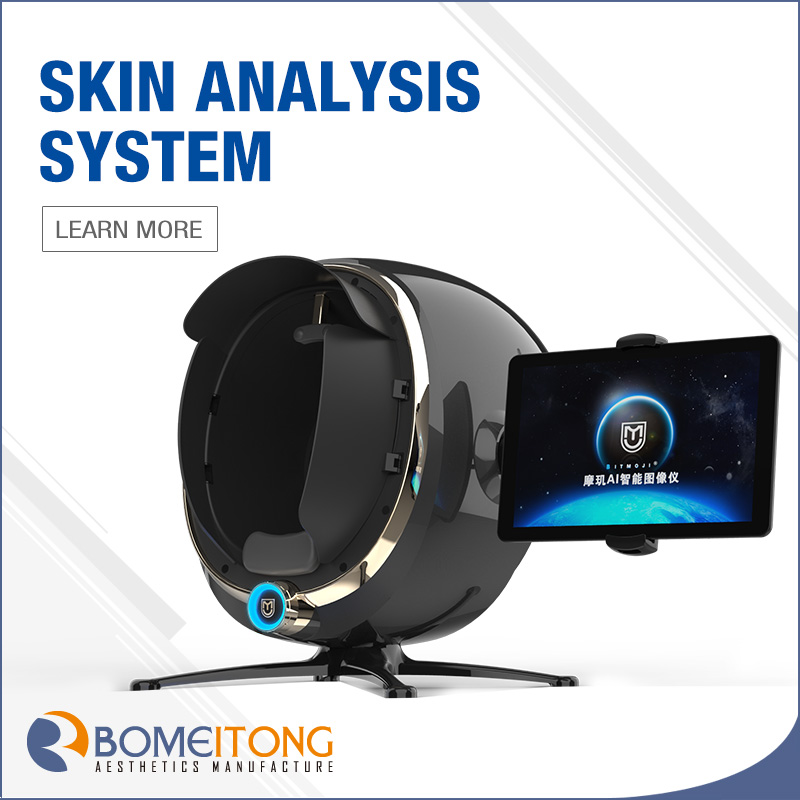 Professional beauty salon facial analyzer for sale