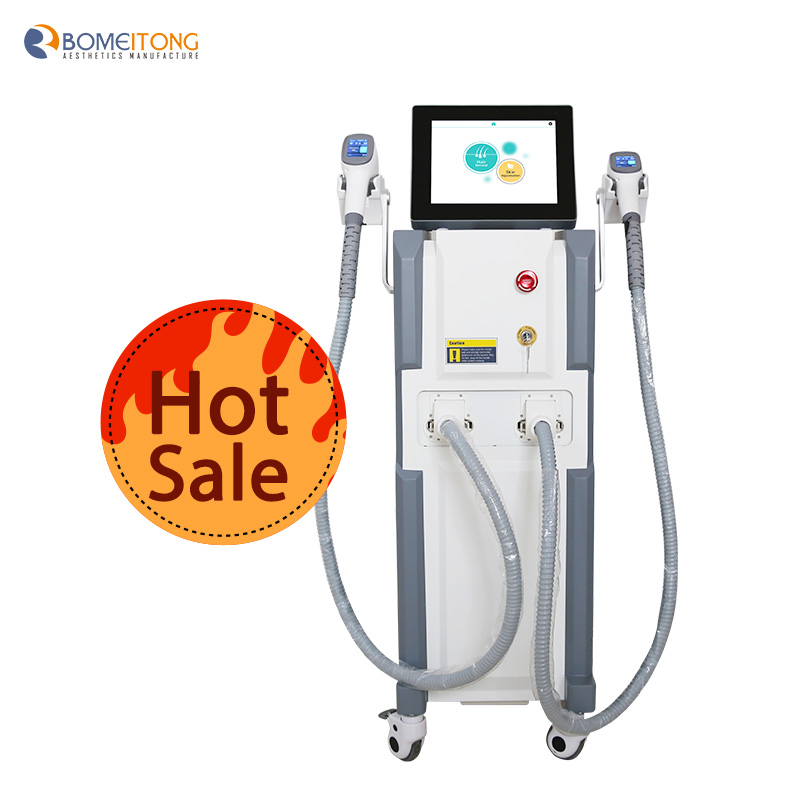 Full body permanent hair removal cost machine diode laser touch screen