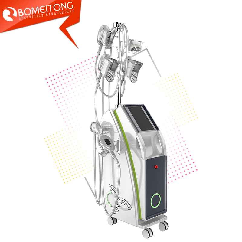Inner thigh fat removal non surgical cryolipolysis machine beauty body