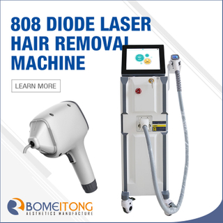 Professional 808nm Diode Hair Removal Equipment Machine