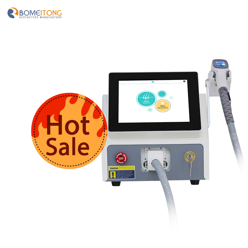 Bomeitong Laser Diode Machine Facial & Body Permanent Hair Removal for Women