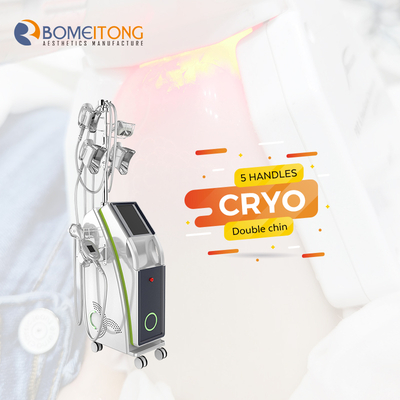 Cryolipolysis Fat And Double Chin Removal Machine Price