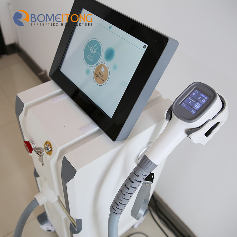 Simplicity laser hair removal machine painless permanent beauty salon