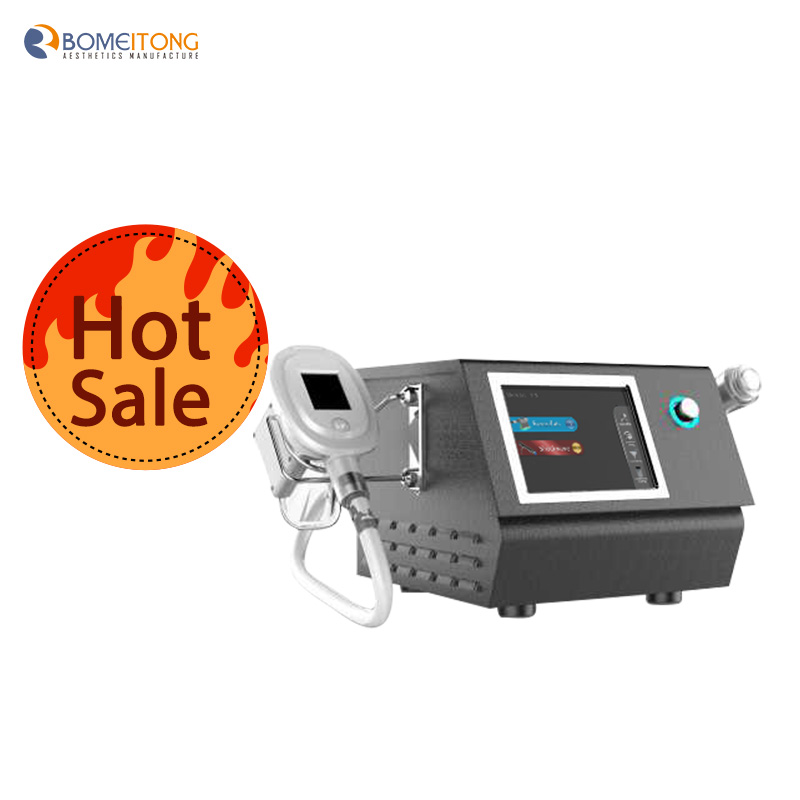 Focused shockwave machine weight loss pain relief cellulite reduction