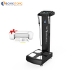 Muscle fat analysis body composition device weight control health