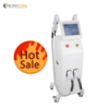 Ipl permanent laser hair removal machine e-light shr painless