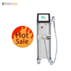 Permanent leg hair removal machine skin rejuvenation touch screen operation