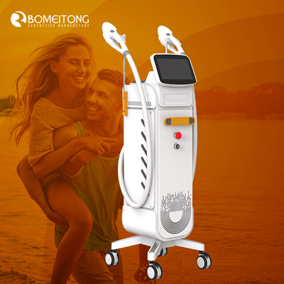 shr laser hair removal machine price e light OPT big spot size ipl removal 2 in 1 Vertical