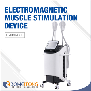 Aesthetic High-Intensity Electromagnetic Muscle Trainer HI-EMT Machine