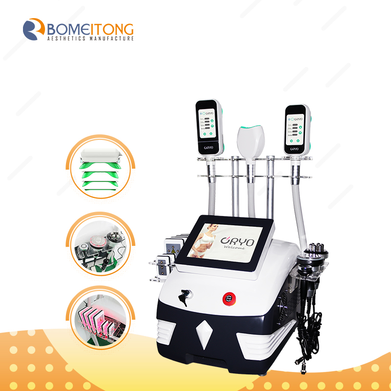 Cavitation Machine Slimming Fat Burning Rf Machine