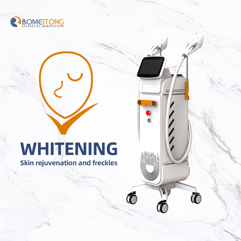 Non-invasive Multifunction DPL Ipl Laser Hair Removal Skin Rejuvenation Wrinkle Removal And Pigmentation Treatment BM061