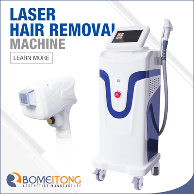 Medical Grade Laser Hair Removal Machine for Business
