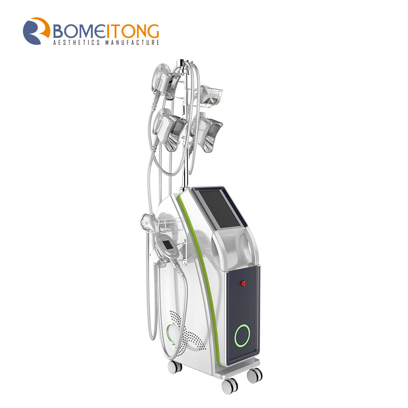 Cost of Cryo Fat Reduction Machine with Double Chin Handle