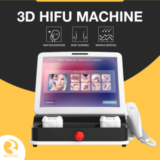 hifu machine portable 3d facial lifting machine