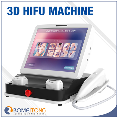 3 D Hifu Facial Device New Updating FU4.5-4S