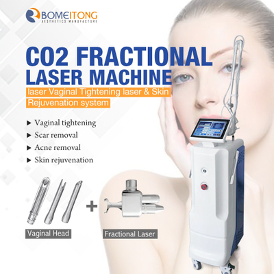 Co2 Fractional Rf Laser Medical Beauty Machine Price