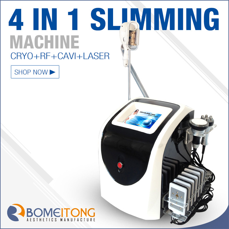 Cryolipolysis Machine Portable Price with Lipolaser