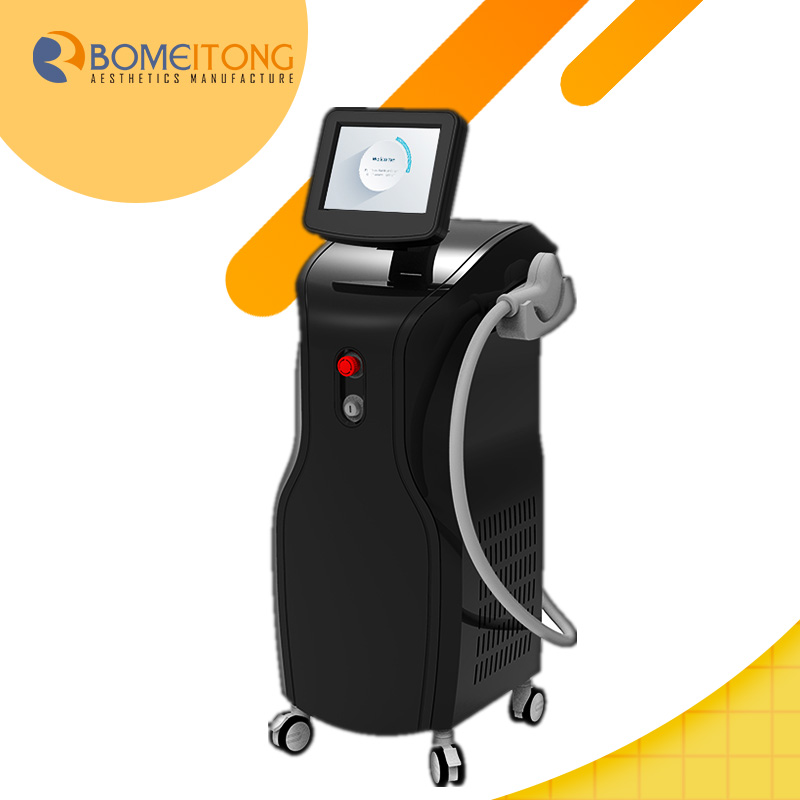 New Year Hot Sale 808nm Clinic Best Laser Hair Removal Machine 2019