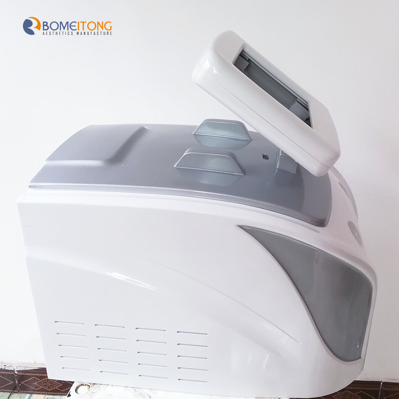 most effective and best permanent hair removal machine