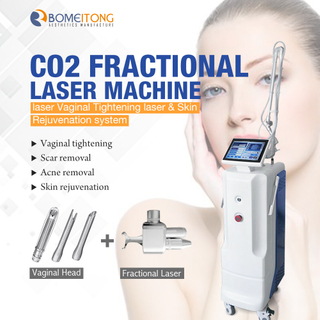 Fractional Co2 Laser Vaginal Tightening Machine Germany