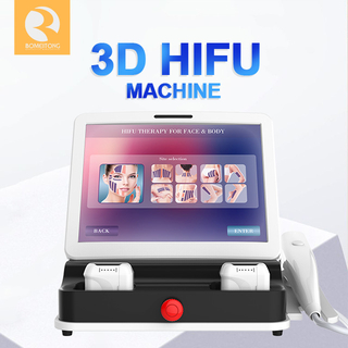 Hifu Portable Body Slimming Beauty Machine for Mini Salon