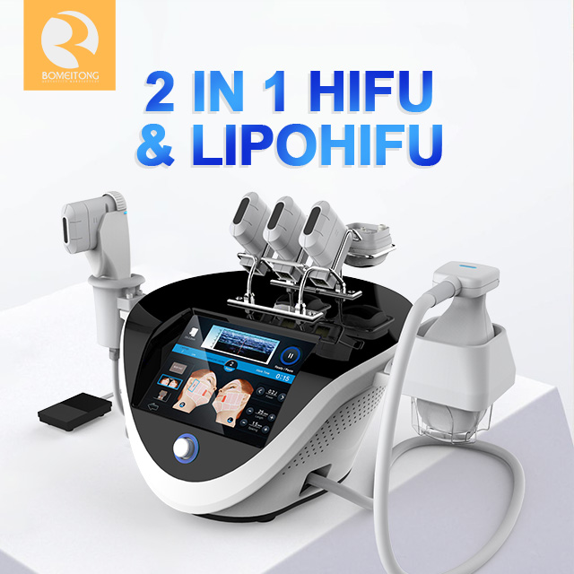 Lipo Hifu Ultrasound Slimming Machine 13mm Cartridge