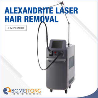 Alexandrite Laser Hair Removal Machine for Sale BM211