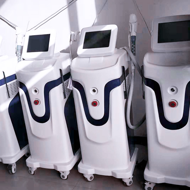 Permanent Hair Removal Laser Beauty Machine