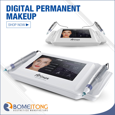 Digital Microblading Eyebrows Tattoo Machine