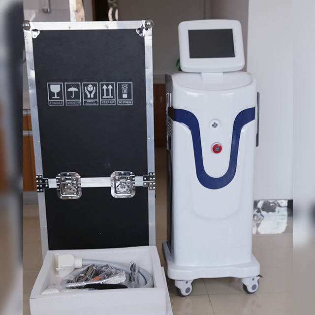 810nm Diode Laser Hair Removal System Guangzhou