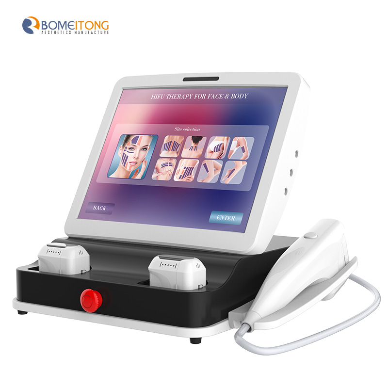 New Hifu Face Lifting Body Slimming Machine