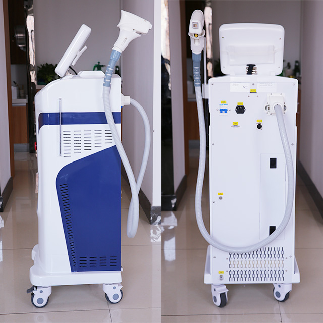 808nm Diode Laser Hair Removal Machine Korea