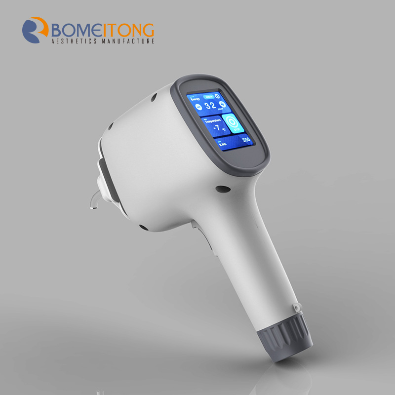 Portable Easy Operation Laser Hair Removal Machine Cost