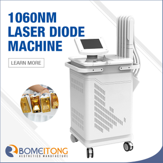 1060nm laser diode body shaper slimming machine