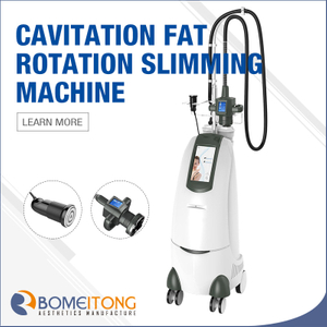 Skin Tightening Fat Rotating Cavitation Slimming Machine M9+2S